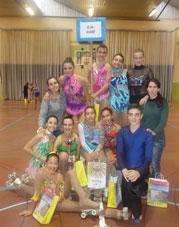 patinadors de la Territorial de Lleida