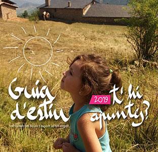 guia d'estiu 2019 proposa 42 activitats