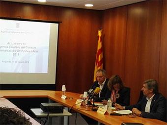 reclamacions de consum a la demarcació de l'Alt Pirineu i Aran