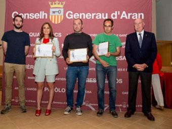 Lliurament dels Premis Literaris XXIXè Mossen Condò
