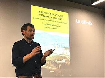 Anem Editors publica el tractat sobre el govern municipal d'Urgell