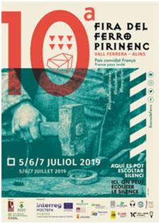 10a edició de la Fira del Ferro Pirinenc