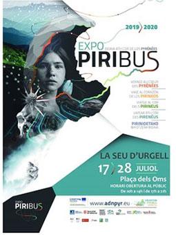 L'exposició itinerant del PIRIBUS