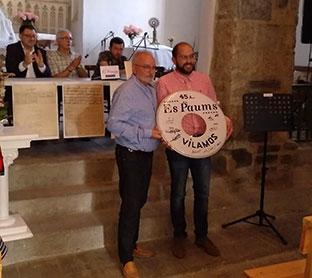 Es Paums edita el disc Es Paoesses