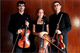Bossòst amb el Trio Orfeu
