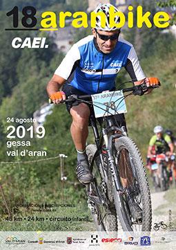 18a edició de la cursa Aranbike