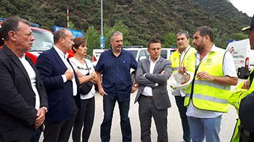 Andorra la zona de l'esllevissada