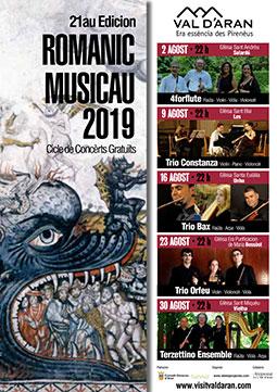 Romanic Musicau 2019