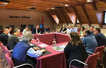 El Consell impulsa el Pla Especial Urbanístic del riu Garona