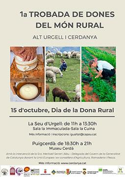 Primera Trobada de Dones del Món Rural