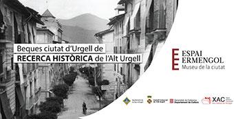 L'historiador Jacinto Bonales guanya la primera beca Ciutat d'Urgell