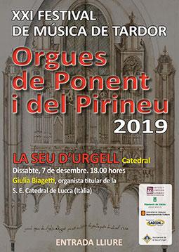 XXI Festival ORGUES