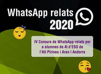 concurs WhatsApp
