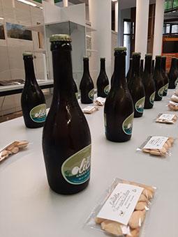 Oliba Green Beer