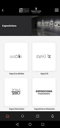 app de la institució